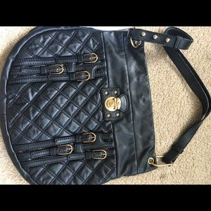 Vintage Marc Jacobs quilted shoulder bag